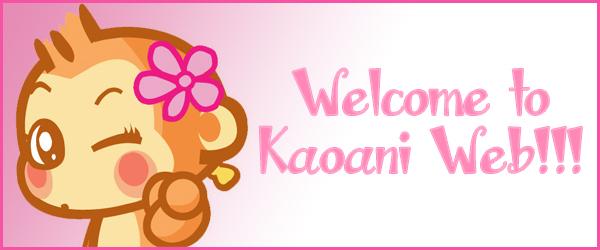Welcome to Kaoani Web!